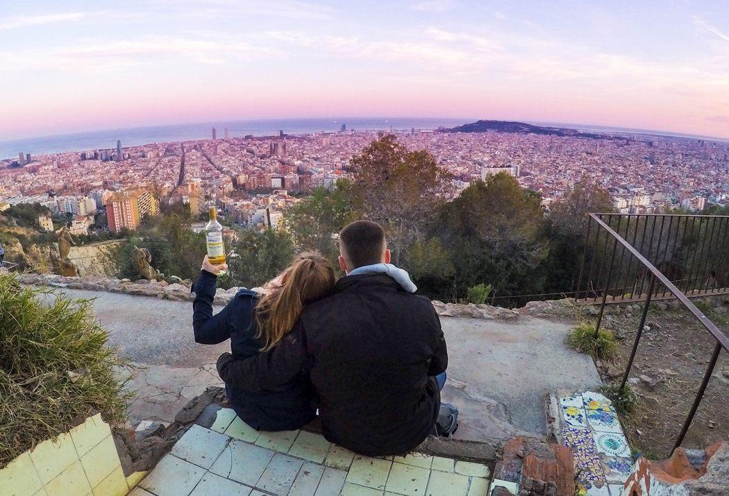 Barcelona Bunkers del Carmen