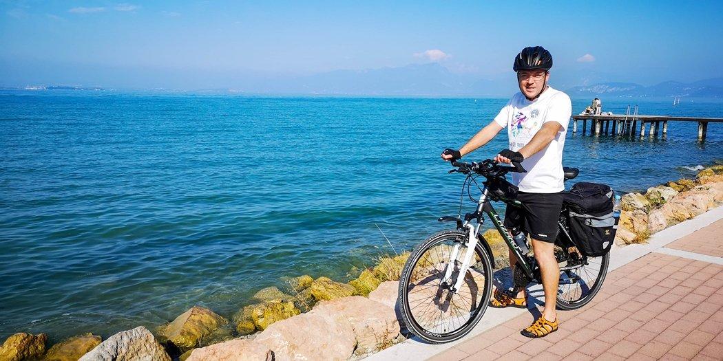 Włochy na rowerze