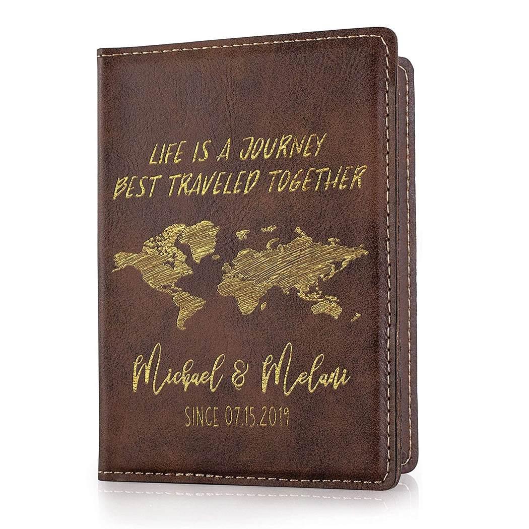prezent dla podróżnika etui na paszport