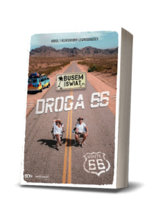 prezent dla podróżnika książka busem przez świat