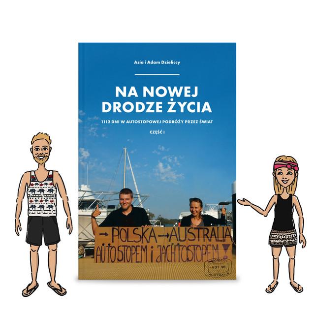 książka na prezent dla podróżnika