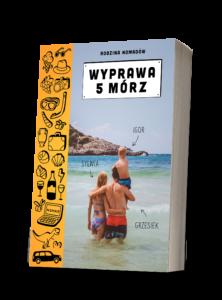rodzina nomadów książka prezent dla podróżnika