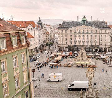 Brno na weekend atrakcje