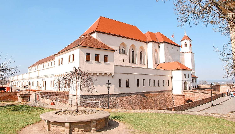 Brno atrakcje zamek Spilberk