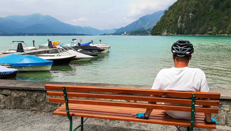 Austria najciekawsze trasy rowerowe