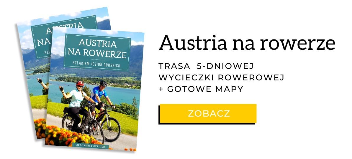 Austria rowerem ścieżki rowerowe