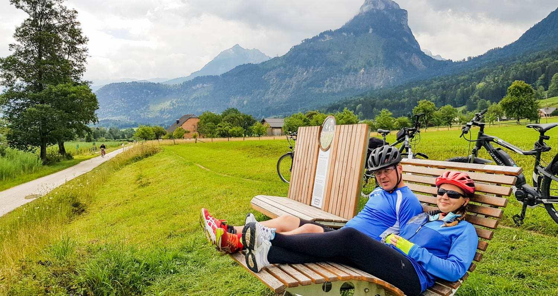 szlaki rowerowe w Austrii