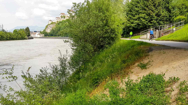 Austria rowerem wzdłuż rzeki Inn