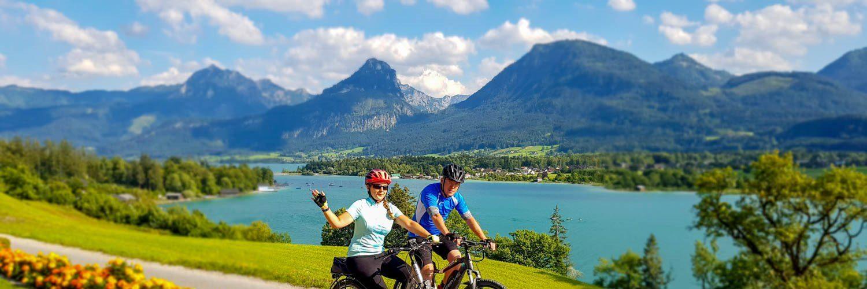 Austria rowerem dookoła jezior