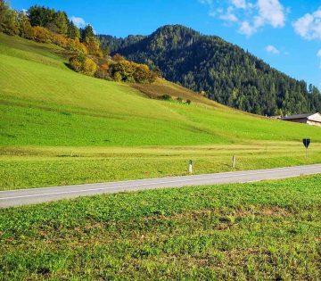 Austria latem na wakacje
