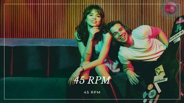 45 RPM serial Netflix
