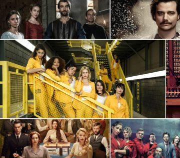 hiszpańskie seriale do nauki języka