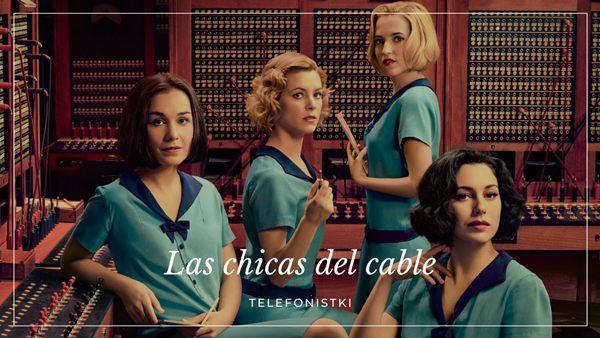Las chicas del cable hiszpański serial