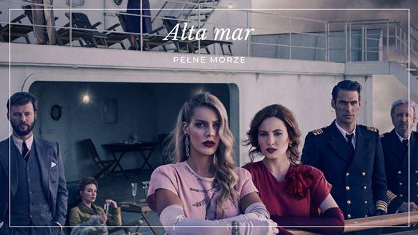 hiszpańskie seriale Netflix