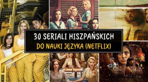 serial hiszpański Netflix