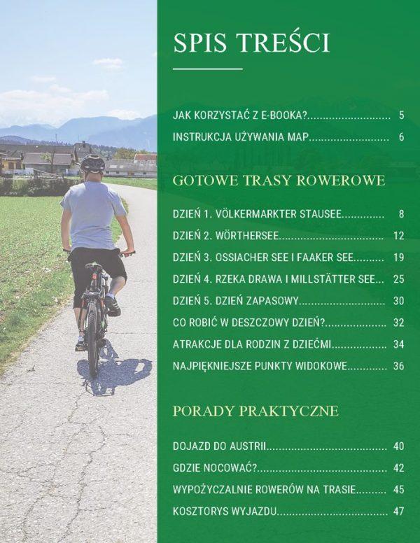 Karyntia na rowerze gotowe trasy