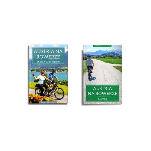 Austria mapy tras rowerowych